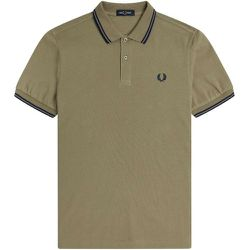 Tee Sage French M3600 N47 , , Taille: M - Fred Perry - Modalova