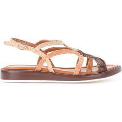 Anais sandal in woven leather , , Taille: 39 - Pons Quintana - Modalova