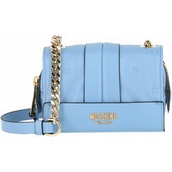 Quilted Leather Crossbody Bag , , Taille: Onesize - Moschino Pre-owned - Modalova