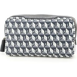 Pouch i am a plastic bag important things , , Taille: Onesize - Anya Hindmarch - Modalova