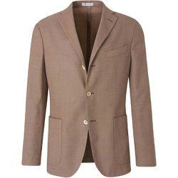 Straight Wool Knit Blazer , , Taille: 52 IT - Boglioli - Modalova