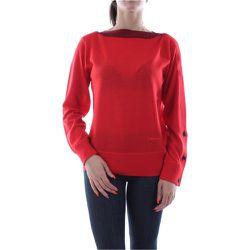 K20K200970 Extrafine Wool Knitwear Women RED , , Taille: S - Calvin Klein - Modalova