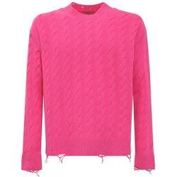Sweater with Lived Effect , , Taille: 50 IT - Laneus - Modalova