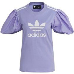 Dry Clean Only Puff Sleeve Tee H59037 , , Taille: M - Adidas - Modalova