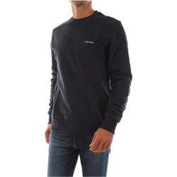 K10K103088 Logo Sweater Men blue , , Taille: M - Calvin Klein - Modalova