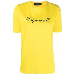 T-shirt with Logo , , Taille: 2XS - Dsquared2 - Modalova