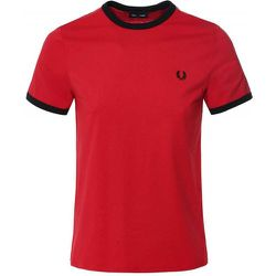 T-Shirt M3519 696 , , Taille: M - Fred Perry - Modalova