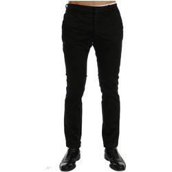 Slim Fit Cotton Stretch Pants , , Taille: 52 IT - Costume National - Modalova