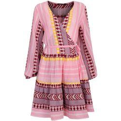 Vestido Cruzado Print , , Taille: S - Devotion - Modalova