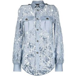 Cathy Military Shirt , , Taille: 42 IT - Dsquared2 - Modalova