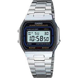 Watch A164Wa-1Ves , unisex, Taille: Onesize - Casio - Modalova