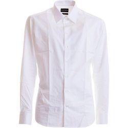 Shirt classique , , Taille: 37 - Emporio Armani - Modalova