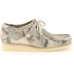 Wallabee camouflage lace-up shoes , , Taille: UK 9.5 - Clarks - Modalova