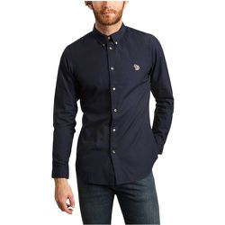 Zebra embroidered patch shirt , , Taille: XS - PS By Paul Smith - Modalova