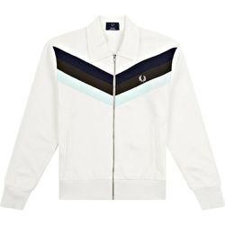 Reissues Contrast Stripe Track Jacket , , Taille: L - Fred Perry - Modalova