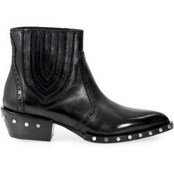 Bd0630 Studded Ankle Boot , , Taille: 36 - Barracuda - Modalova