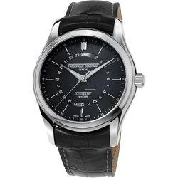Classic watch , , Taille: 43 mm - FREDERIQUE CONSTANT - Modalova