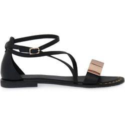N001 Sandalo Chiuso CafèNoir - CafèNoir - Modalova