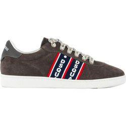 Side Stripe Logo Sneakers , , Taille: 44 - Dsquared2 - Modalova