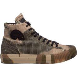 High top leather sneakers , , Taille: 42 - Gabriele Pasini - Modalova
