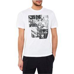 T-shirt à logo printé , , Taille: 2XL - Emporio Armani - Modalova
