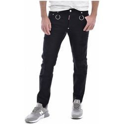 Distressed Skater jeans , , Taille: 50 IT - Dsquared2 - Modalova