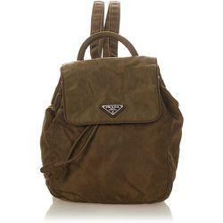 Pre-owned Tessuto Drawstring Backpack , , Taille: Onesize - Prada Vintage - Modalova
