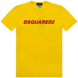 T-shirt with logo , , Taille: L - Dsquared2 - Modalova