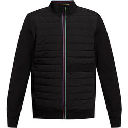 Jacket with quilted front , , Taille: 2XL - PS By Paul Smith - Modalova