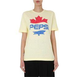 T-Shirt Pepsi , , Taille: XS - Dsquared2 - Modalova
