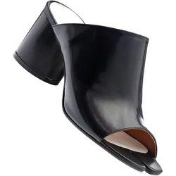 Mules mit Blockabsatz , , Taille: 36 1/2 - Maison Margiela - Modalova