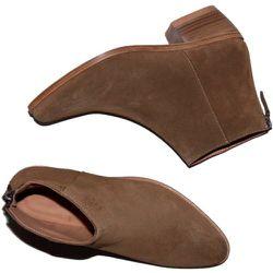 Telma suede leather boots , , Taille: 38 - Anthology Paris - Modalova
