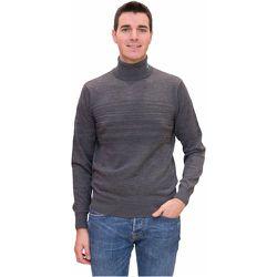 Dolcevita in pura lana vergine con dettagli links , , Taille: XL - Emporio Armani - Modalova