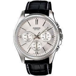 Watch Mtp-1375L-7 , , Taille: Onesize - Casio - Modalova