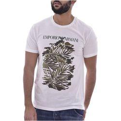 Tee shirt à imprimé marin , , Taille: L - Emporio Armani - Modalova