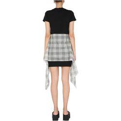 Word Torch Hybrid T-Shirt Dress - Opening Ceremony - Modalova