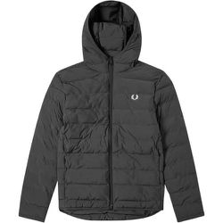 Authentic Insulated Hooded Jacket , , Taille: S - Fred Perry - Modalova