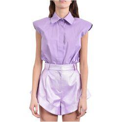 Camicia Maniche Corte , , Taille: 42 IT - Actualee - Modalova