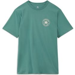 Tee Shirt Puuffed Chuck Patch Vert - Converse - Modalova