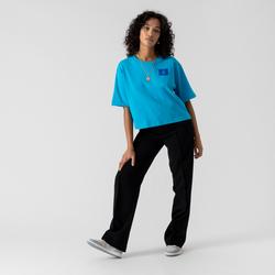 Tee Shirt Boxy Bleu - Jordan - Modalova