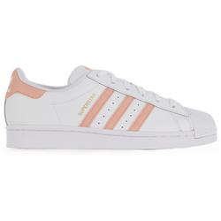 Superstar Blanc/rose - adidas Originals - Modalova