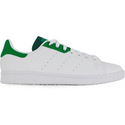 Stan Smith Colorblock Blanc/vert - adidas Originals - Modalova