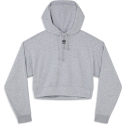 Hoodie Basic Small Logo Blanc/noir - adidas Originals - Modalova