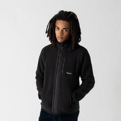 Jacket Mix Media Sherpa Noir - Timberland - Modalova