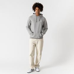 Hoodie Small Trefoil Gris - adidas Originals - Modalova