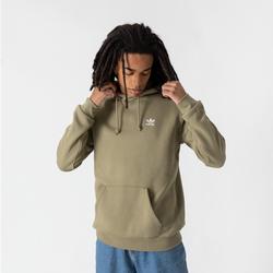 Hoodie Small Trefoil Vert - adidas Originals - Modalova