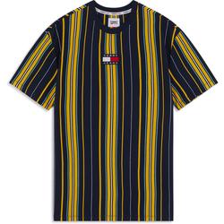 Tee Shirt Badge Stripes / - Tommy Jeans - Modalova