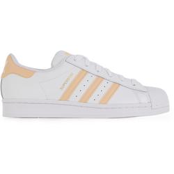 Superstar Blanc/jaune - adidas Originals - Modalova