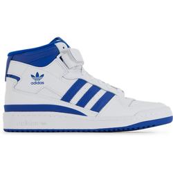 Forum Mid Blanc/bleu - adidas Originals - Modalova