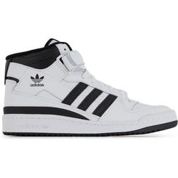 Forum Mid Blanc/noir - adidas Originals - Modalova